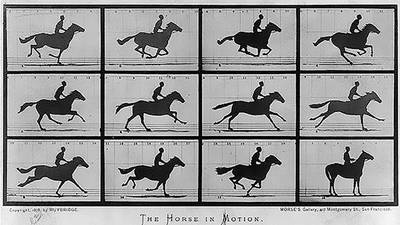 The Early History of Motion Pictures poster image