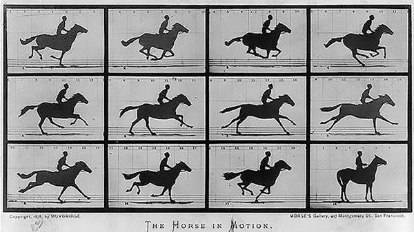 The Early History of Motion Pictures