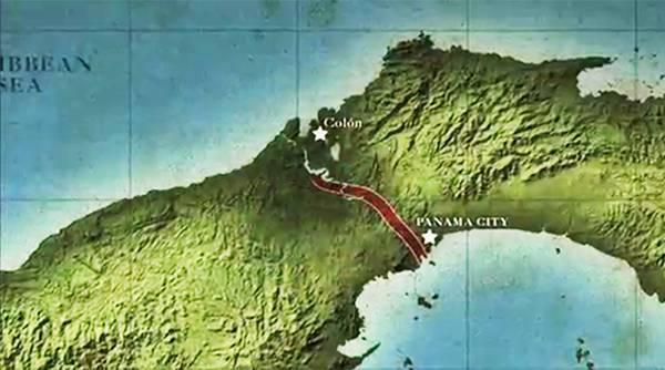Panama Canal: Trailer