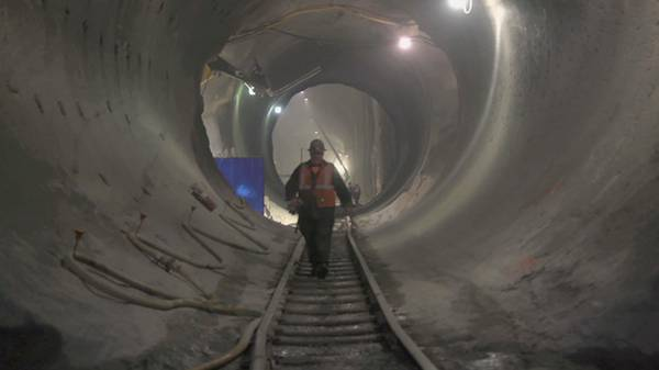 The MTA's East Side Access Project