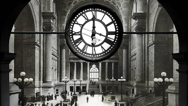 30 SEC; The Rise and Fall of Penn Station: Trailer Trailer