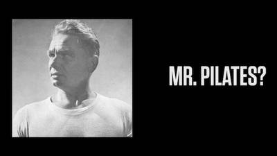 Mr. Pilates poster image