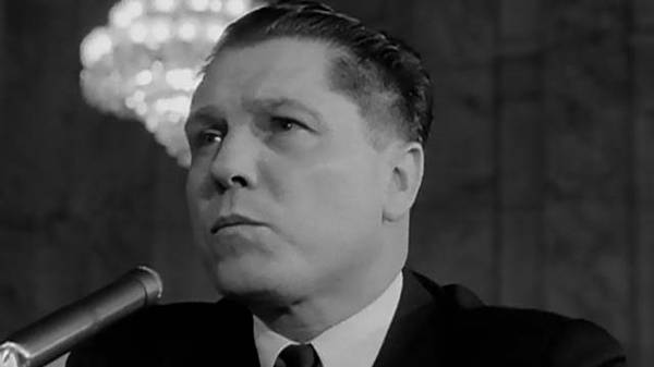 "James R. ""Jimmy"" Hoffa"