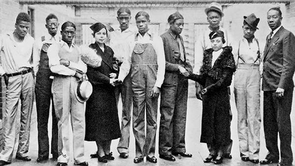 The NAACP and the Scottsboro Trial
