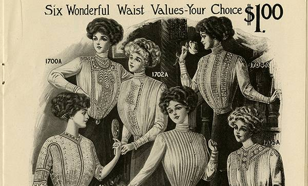 What is a Shirtwaist?