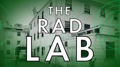 New | The Rad Lab poster image