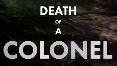 Death of a Colonel poster image