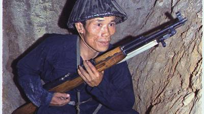 Viet Cong Fighters poster image
