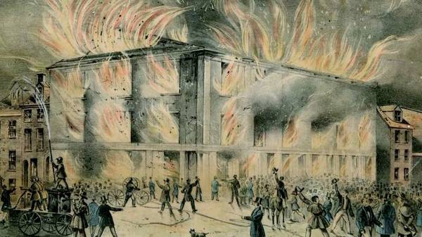 The Abolitionists: The Burning of Pennsylvania Hall