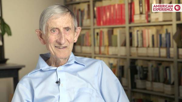 Freeman Dyson and Project Orion