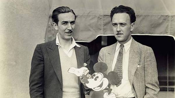 Walt Disney, Up Close