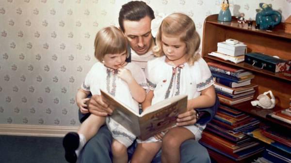Walt Disney the Storyteller