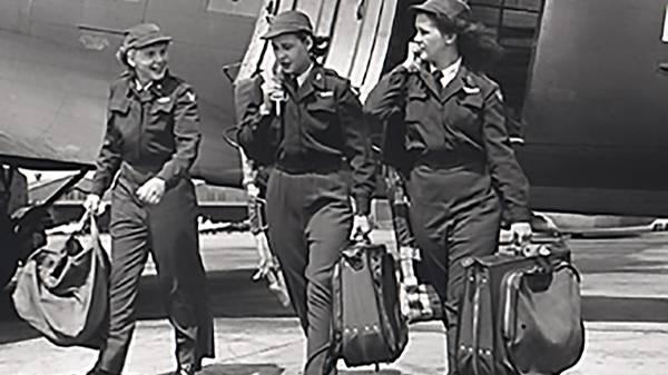 Establishing the Women's Airforce Service Pilots