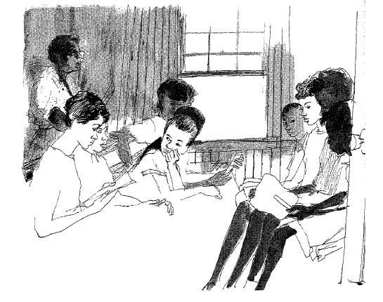 Tracy Sugarman Drawings