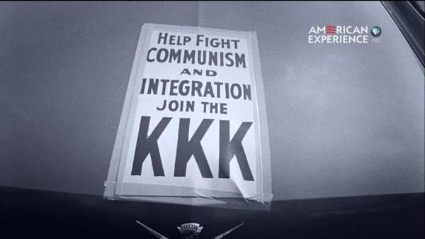 The Klan and the FBI