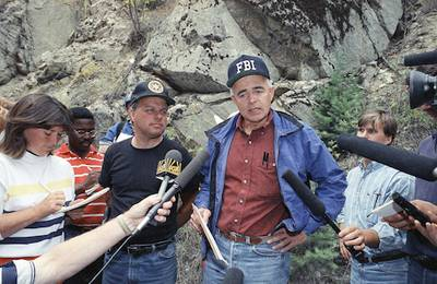 Reporting Ruby Ridge poster image