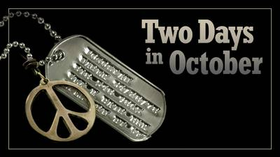Two Days in October poster image
