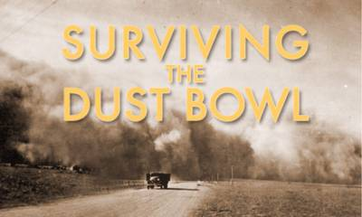 Surviving the Dust Bowl poster image
