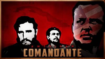 American Comandante poster image