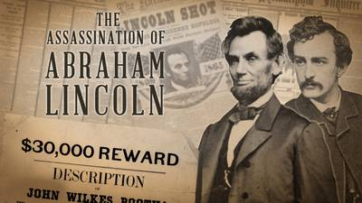 The Assassination of Abraham Lincoln poster image