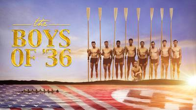 Streaming Now | Boys of '36 poster image