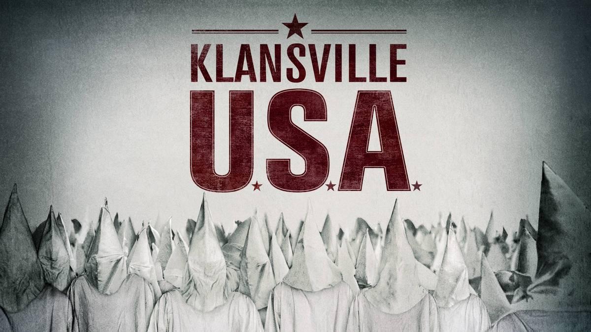 Streaming Now   Klansville U.S.A. poster image Klansville U.S.A.