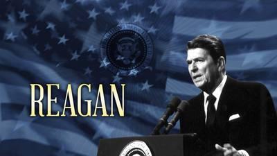 Reagan poster image