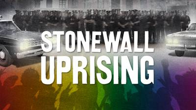 Streaming Now | Stonewall Uprising poster image
