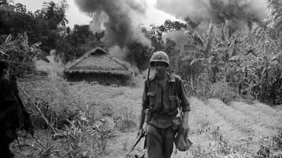 Vietnam War poster image