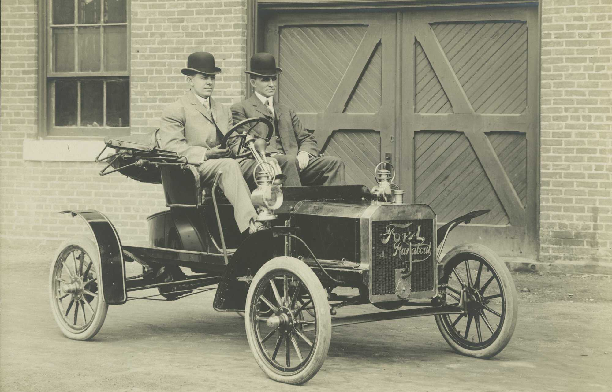 When Was The First Car Made Henry Ford