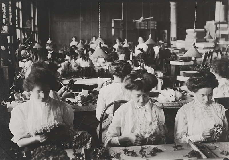 The Price of Fashion in 1910 | American Experience ...