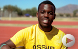 Watch sprinter Blake Leeper on what it takes to win a gold medal.