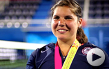Mackenzie Soldan, wheelchair tennis athlete