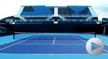 wheelchair tennis court