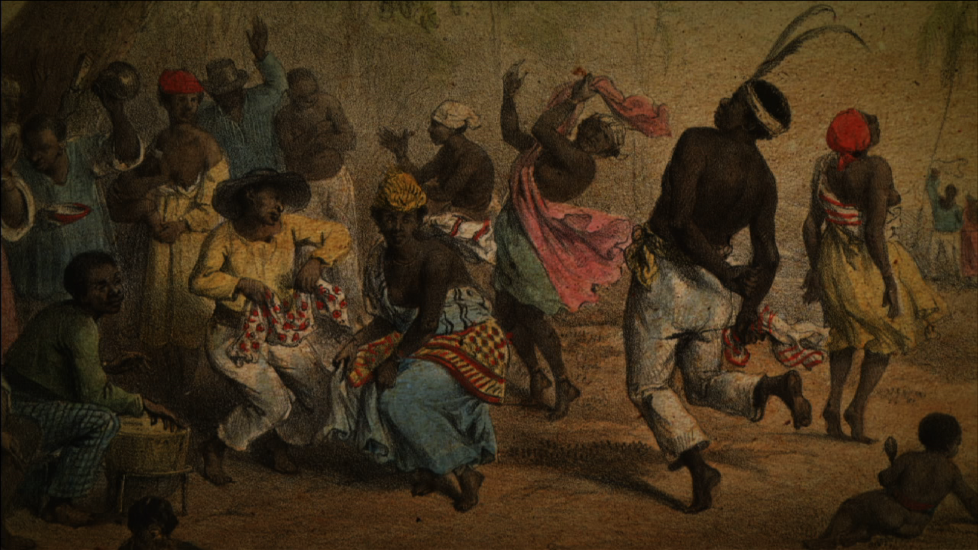 the history of african americans slavery essay