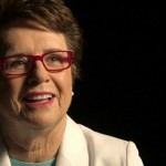 Billie Jean King is first female athlete awarded the Presidential Medal of Freedom