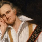 Portrait of the man who painted birds, John James Audubon