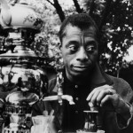 American Master James Baldwin drinking tea in Istanbul, 1965