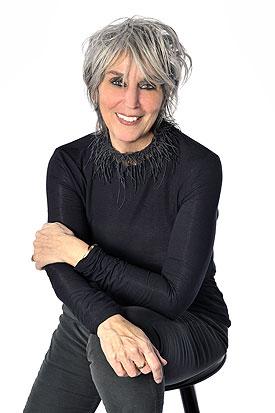 Filmmaker Gail Levin