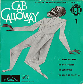 "Cab Calloway's 78 rpm ""Jumpin' Jive"""