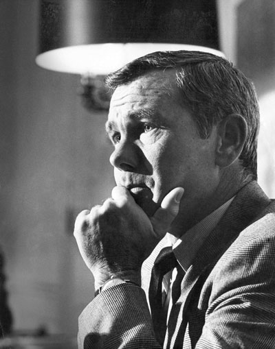 Johnny Carson, circa 1967. Credit: Courtesy of Omaha World Herald