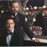Joffrey Ballet founders Robert Joffrey (top) and Gerald Arpino (bottom) Photo Credit: Herbert Migdoll