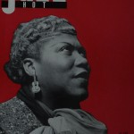 Sister Rosetta Tharpe on the cover of the French music magazine Jazz Hot in February 1958. Photo Credit: Source: Gayle Wald