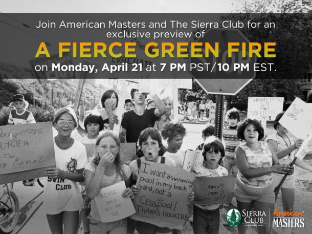Preview A Fierce Green Fire Online