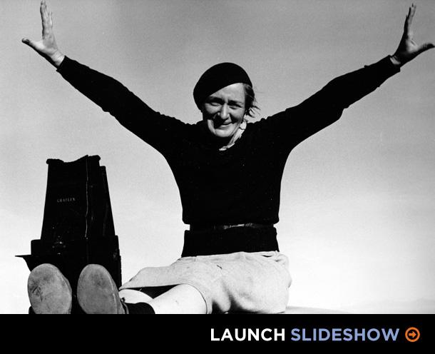 Dorothea Lange Slideshow