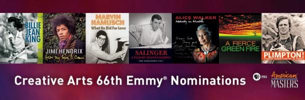 American Masters Emmy Season