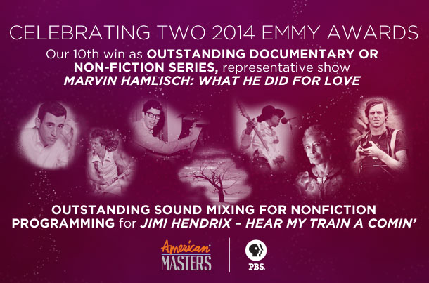 American Masters Emmy Awards 2014 All Films