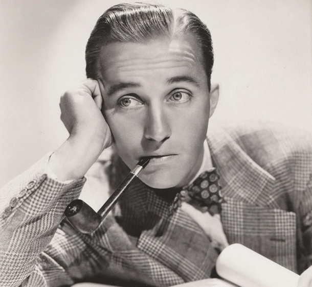 Bing Crosby. Photo Credit: Universal
