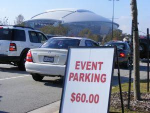 Arlington event parking 300x225