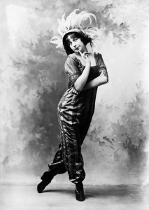 Fanny Brice. (Credit: Courtesy of Bettman/Corbis)